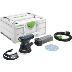 Festool Excentersliber ETS 125 REQ-Plus i Systainer3